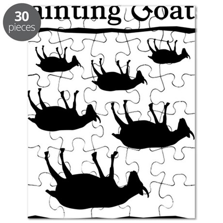 Fainting Goat Puzzle By Admin CP17649403
