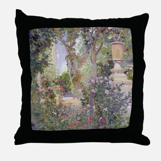 IPAD 5 MAY BENILURE Throw Pillow