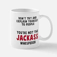 Jackass Whisperer Mug