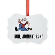 run-johnny-LTT Ornament