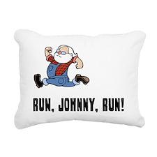 run-johnny-LTT Rectangular Canvas Pillow