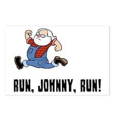 run-johnny-LTT Postcards (Package of 8)