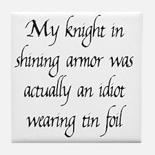 knight1 Tile Coaster