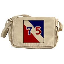 75th Infantry Division Messenger Bag