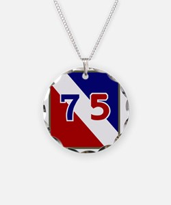 75th Infantry Division Necklace