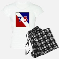 75th Infantry Division Pajamas