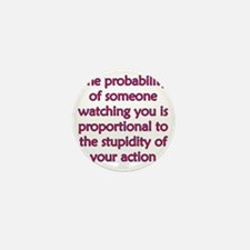 probability_stupid2 Mini Button