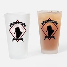 Harry Kalas - back Drinking Glass