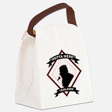 Harry Kalas - back Canvas Lunch Bag