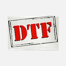 DTF Rectangle Magnet