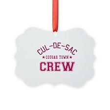 cougar-town-cul-de-sac-crew Ornament