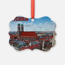 Munich Cityscape Ornament