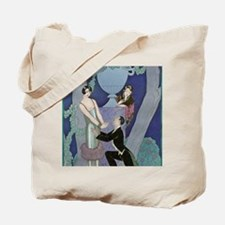IPAD 6 JUNE  BARBIER LOVE Tote Bag