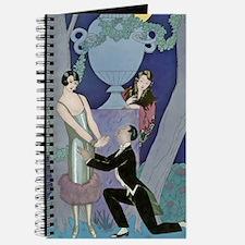 IPAD 6 JUNE  BARBIER LOVE Journal
