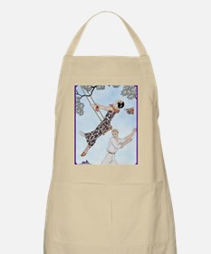 IPAD 3 MARCH BARBIER LOVE Apron