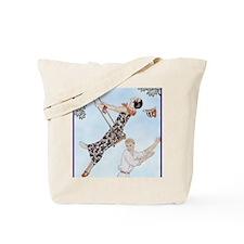 IPAD 3 MARCH BARBIER LOVE Tote Bag