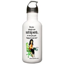 rep_phone Water Bottle