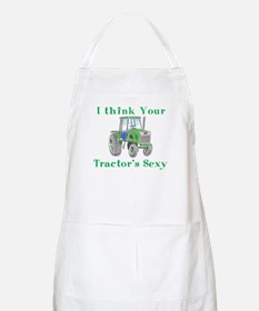 I Think Your Tractor's Sexy - BBQ Apron