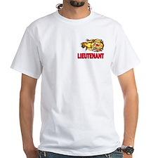 Fire Department Lieutenant Shirt