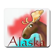 Alaskan Moose Mousepad
