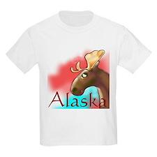 Alaskan Moose Kids T-Shirt