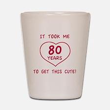 Cute80 Shot Glass