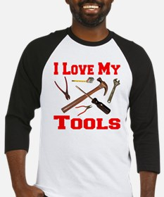 ilovemy_tools_transparent Baseball Jersey