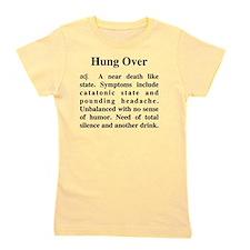HUNGOVER Girl's Tee