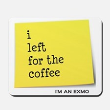 exmocoffee Mousepad