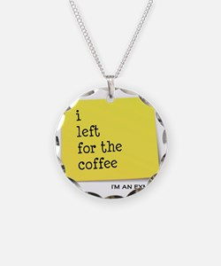 exmocoffee Necklace