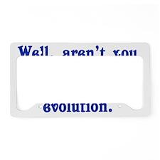 evolution_btle1 License Plate Holder