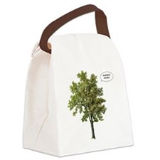 arnie Canvas Lunch Bag