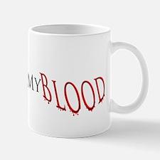 crazyinbloodUpHigh Mug