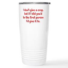 dontgive_pg_btle2 Travel Mug