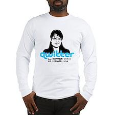 QwitterTee Long Sleeve T-Shirt