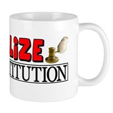 Legalize The Constitution 2 Mug