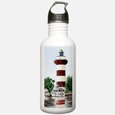 harbor light tall Water Bottle