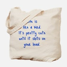 likeabird_r_rnd1 Tote Bag