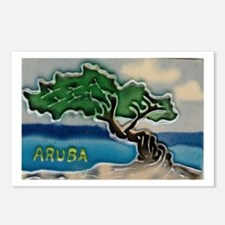 aruba Postcards (Package of 8)