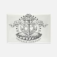 sailorukes_clam_lightPNG Rectangle Magnet