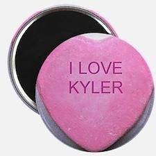 HEART KYLER Magnet