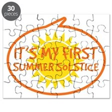 Babys First Summer Solstice Puzzle