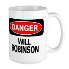 Danger Will Robinson Mug