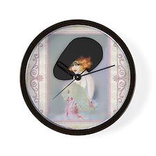 PILLOW 3-March-ADA-Clive Wall Clock