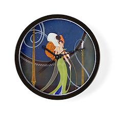 IPAD 11 NOV ADA Wall Clock
