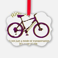 bicycle_3 Ornament