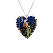 IPAD 11 NOV ADA Necklace Heart Charm