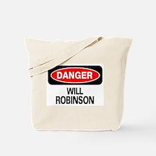 Danger Will Robinson Tote Bag