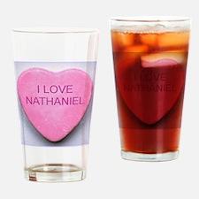 HEART NATHANIEL Drinking Glass