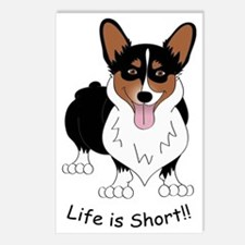 Corgilight Postcards (Package of 8)